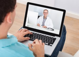 Virtual Healthcare Visits Image